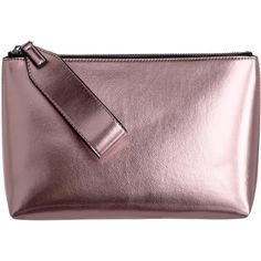 ba8079440ba Makeup Bag  9.99 ( 9.99) ❤ liked on Polyvore featuring beauty products