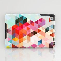 Through the Kaleidoscope iPad Mini Case | dotandbo.com