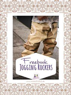 """Freebook """"Jogging Rockers"""" Hose 56-122"""