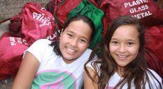 バリ島からレジ袋を無くすために立ち上がった少女たち