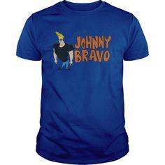Johnny Bravo - Johnny Logo