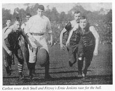 SNELL, Archie : Blueseum - Online Carlton Football Club Museum