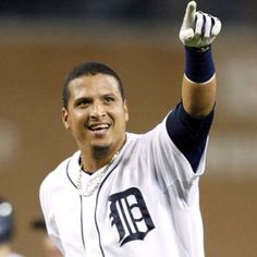 Detroit Tigers All-Time Lineup: Designated hitter: Victor Martinez