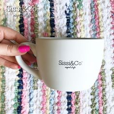 Pops of pink for a tea time clink. Shop sissiandco.com Xoxo, Sissi & Co.  #sissiandco #inspiredstyle #shop #inspire #tea #coffee #clink #mug #thatsdarling #liketkit #wednesdaywisdom #pink #color #hello #happy #happythoughts #positivevibes #love #wednesday #inspiration #believe #goodvibes #lakeminnetonka #tonka #local #shopping #online #minnesota