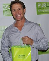 """Brian Krause is a fan of Purium Health Products - Best known for his portrayal of Whiteligheter Leo Wyatt on Aaron Spelling's popular TV hit """"Charmed."""""""