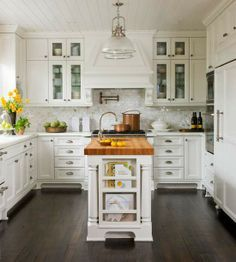 thin kitchen islands - Google Search