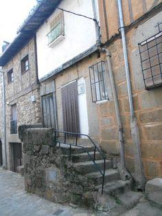 Villanueva del Conde. Casa pintoresca