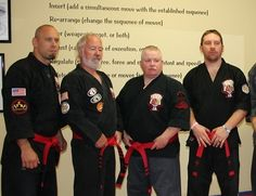 Kenpo Definitions
