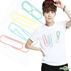 "Buy ""SHINee x Naver x Skechers Collaboration T-shirt (One Size) (Directed by Tae Min)"" at YesAsia.com with Free International Shipping! Here you can find products of SHINee,"