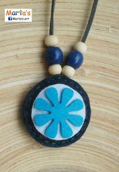 felt jewellery #äitienpäivä #koru # huopa
