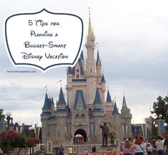 AWESOME tips for smart Disney trip!