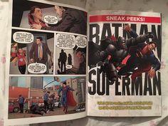 Batman Vs Superman | Prelúdio em quadrinhos revela mais detalhes da trama - OC - Observatório do Cinema