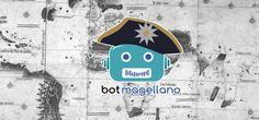 Magellano: il primo Bot Facebook dedicato al turismo