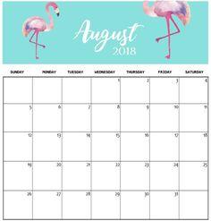 August 2018 Blank Calendar For Kids | Printable 2019 throughout Blank Calendar Template For Kids Calendar Journal, Kids Calendar, Blank Calendar Template, Free Printable Calendar, Brighton Map, Tree Templates, Blank Business Cards, Flower Doodles
