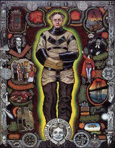 The Man Who Walked Through Walls by Joe Colelman