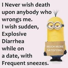 18 trendy ideas for funny relationship jokes humor minions quotes Funny Minion Memes, Minions Quotes, Hilarious Memes, Funny Facts, Funny Humor, Memes Humor, Minions Pics, Minion Pictures, Funny Stuff