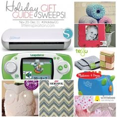 Holiday Gift Guide Giveaway!! 9 Winners & $700 in Prizes! #LIHolidayGG » Little Inspiration