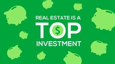 Real Estate is a Top Investment Austin Real Estate, Real Estate Video, Selling Real Estate, Real Estate Tips, Real Estate Investing, Happy February, Home Selling Tips, Home Equity, Real Estate Information