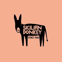 food logo Here is our Sicilian Donkey Animation which features some beautiful movement in our playful logo design. Vintage Logo, Vintage Design, Logo Inspiration, Donkey Logo, Donkey Donkey, Branding Design, Logo Branding, Corporate Branding, Graphic Design Logos