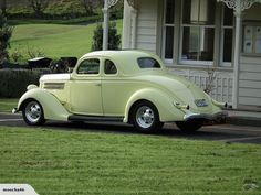 1936 Ford Coupe   Trade Me