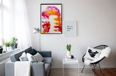 Original Acapulco Chairs im exklusiven SoLebIch Sale! Original Acapulco Chairs im exklusiven . Diy Interior, Scandinavian Interior, Interior Design, Apartment Inspiration, Living Room Inspiration, Living Room Grey, Living Room Chairs, Living Rooms, Grey Room
