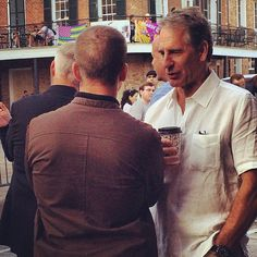 Coffee moment - Scott Bakula in NCIS New Orleans
