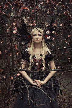 Model: Maria Amanda Photo: Photography Smashed with Poetry