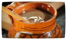 Champurrado with Almond Milk