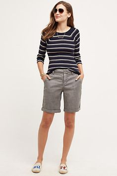 This is the length of shorts I'm looking for!
