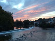 ^^ Steyr, Country Roads, Autumn, River, Celestial, Sunset, Outdoor, Outdoors, Fall