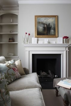 Interior Design Inspiration – Our portfolio showcases how we transformed a London townhouse into a traditional family home with an elegant country feel. London Townhouse, Interior Design Inspiration, Home And Family, Notting Hill, Home Decor, Decoration Home, Room Decor, Interior Decorating