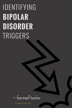 Identifying Bipolar Disorder Triggers | TheSunnyShadow.com >> Click to Read!
