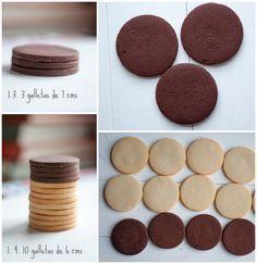 La Cocina de Carolina: Receta definitiva de galletas para decorar, infalible