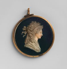 """Jacques Joseph de Gault (French, 1738–after 1812). Marie-Thérèse-Charlotte (1778–1851), Daughter of Louis XVI., 1795. The Metropolitan Museum of Art, New York. Bequest of Millie Bruhl Fredrick, 1962 (62.122.67) 