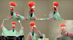A classic performing a classic. Watch Beaker as he gives you his lovely meeping rendition of Ode to Joy