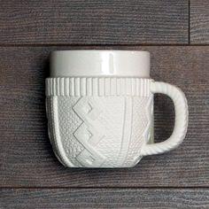 Fancy - Sweater Mug