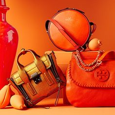 Tory Burch Marion Saddle Bag spotted on SHOPBOP's Instagram