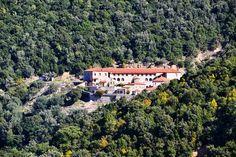 Monastery Giromeri, Filiates, Thesprotia Greece