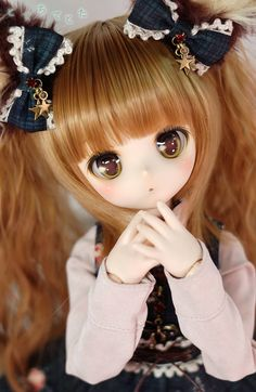 dollfie dream DDH-01 head