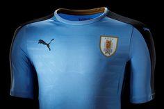 La selección de Uruguay lucirá su nueva camiseta frente a Brasil este viernes | Radio Panamericana