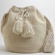 Rio Wayuu Mochila Bag - Pre Order - MOCHILAS WAYUU BAGS