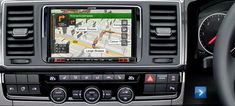Alpine 8 inch Navigation for Volkswagen Facelift and H/E/J) featuring Apple CarPlay and Android Auto compatibility, DAB+ digital radio and much more. Digital Radio, Digital Tv, Vw T5, Volkswagen, Transporter Van, Multi Camera, Alpine Style, Head Unit, Android Auto