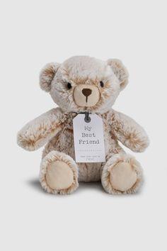 Buy Bear Plush Toy (Newborn) from the Next UK online shop Boys Next Brown Bear Plush Toy (Newborn) - Brown Black Teddy Bear, Giant Teddy Bear, Brown Bear, Bear Doll, Soft Dolls, Cool Toys, Plush, Uk Online, Boys