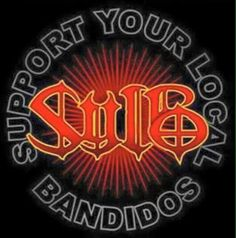 SYLB Biker Clubs, Motorcycle Clubs, Bandidos Motorcycle Club, Biker Gangs, Biker Patches, Street Bob, Biker Quotes, Harley Davidson, Red Gold