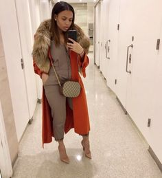 New nyc brunch outfit winter trench coats ideas Fashion Killa, Girl Fashion, Fashion Looks, Fashion Outfits, Womens Fashion, Fashion Wear, Ladies Fashion, Dope Outfits, Classy Outfits