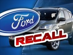 It's Ford's Turn to Recall!