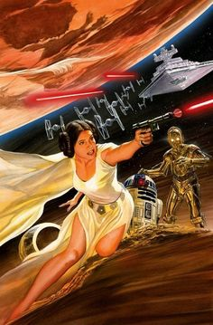 Star Wars Covers by Alex Ross