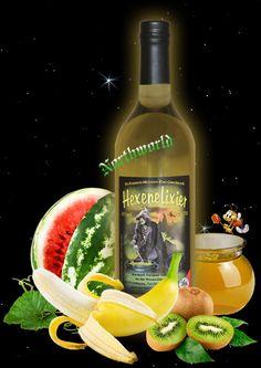 """Hidromiel Honey Mead """"Witchcraft Elexier"""""""