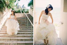 Nancy and Tim Wedding at Ritz Carlton Laguna Niguel
