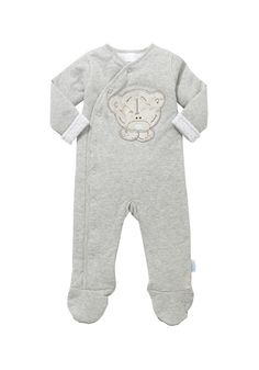 Clothing at Tesco | Me To You Tiny Tatty Teddy All In One > all in ones > Baby Girls > Baby